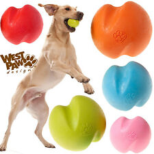 Jive Dog/Puppy Dog Ball Toy -INDESTRUCTIBLE DOG Toy - Replaced if Destroyed
