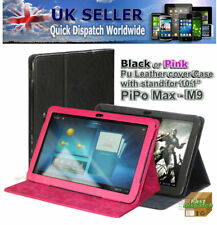 """NEW PU Leather Folding Stand Cover Case for PiPo 10.1"""" Max M9 Android Tablet PC"""