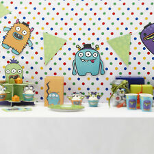 Monster Madness Party Tableware For Kids Parties