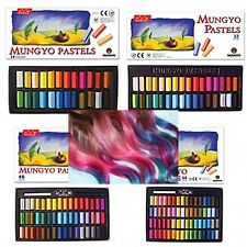 Magic of Art/Colors Non-toxic Temporary Hair Chalk Dye Soft Pastel Salon Kit New