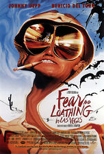 FEARING AND LOATHING IN LASVAGA (JOHNNY DEPP) MINI FILM POSTER PRINT 01