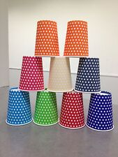 100 POLKA DOTS Disposable Cafe COFFEE Paper Hot Tea/ Coffee Cups 8oz 250ML
