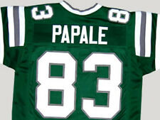 VINCE PAPALE INVINCIBLE MOVIE GREEN JERSEY NEW    ANY SIZE S - 5XL