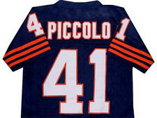 BRIAN PICCOLO BRIAN'S SONG MOVIE JERSEY BLUE NEW      ANY SIZE XS - 5XL