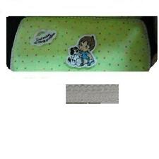 Boy Precious Moments Appliqued Baby Wipes Travel Case, Boutique Huggies
