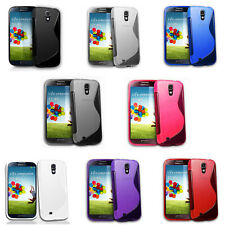 Gel Silicone TPU Case Skin Cover for Samsung Galaxy S4 ,S IV,GT- i9500