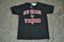 New Orleans Arena Football AFL Voodoo Youth Kids T-Shirt Black Multiple Size NWT