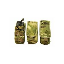MTP Molle Amunition Pouch Multicam SA80 Magazine Pouches for Webbing ~ Issue Kit