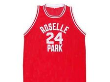RICK BARRY ROSELLE HIGH SCHOOL JERSEY RED NEW ANY SIZE XS - 5XL