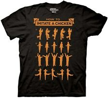 How To Imitate A Chicken Arrested Development Adult T-shirt