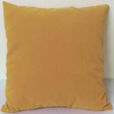 Off Copper Color Suede Like Velvet Cushion Cover Case Made to Order #u17-tp-55