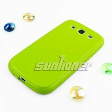 Candy Sets Gel TPU Silicone Skin Case Cover for Samsung Galaxy S3,S iii,SCH-R530