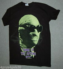 MENS Halloween T Shirt MONSTER Invisible Man S 34-36 M 38-40 L 42-44 XL 46-48
