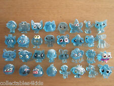 Winter Wonderland Moshi Monsters Moshlings: pick your Frostbite Blue figures