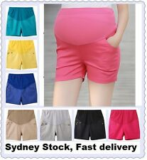Maternity shorts,summer beach maternity dress,pregnancy trouser,pregnant pants