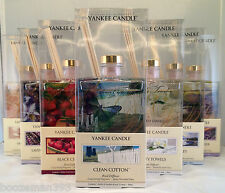 Yankee Candle Signature Reed Diffuser Multi Listing *FREE P&P & Fast Dispatch*