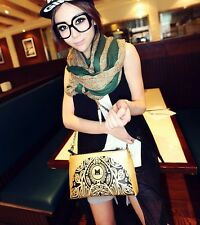 2013 New Women's Sexy Lady Girl's Shoulder Bag PU Pattern Purse Handbags