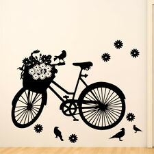 BICYCLE wall sticker bmx bike cyclist sports kids stickers boys vinyl art?decal