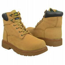 Wolverine Men's Cheyenne Work Boots Gold Tan NIB All Sizes