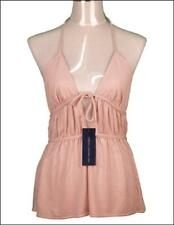 Bnwt Women's French Connection Strappy Top Blouse Peach Fcuk New RRP£35
