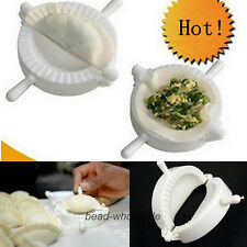 3Pcs Chinese Blessing Sign Dumpling Ravioli Pastie Pie Pastry Maker Press Mold