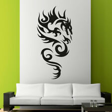 ORIENTAL DRAGON wall stickers flying falling climbing chinese decal dragons