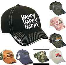 New! Duck Dynasty & Duck Commander Official Hunting Hats Caps - Several Designs!