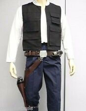 Star Wars Han Solo Black ANH VEST only