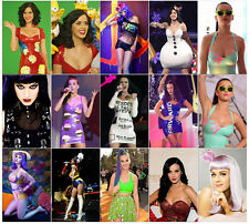 KATY PERRY  LARGE acrylic fridge magnets - BEST SELECTION - WOW!