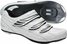 SHIMANO SH-WR35 LADIES BICYCLE ROAD TOURING SHOES WHITE/GREY