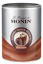 Monin Frappe Mix 1.36kg 3 Great Flavours