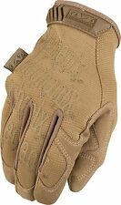 Mechanix Original(Authentic) Safety Glove COYOTE All Sizes NEW! FAST SHIP!!