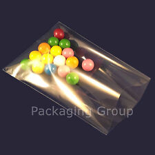 Clear Cellophane Bags for Sweets, Lollipops, Cakepops, Cookie Cello Display