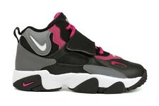 Nike Speed Turf 538930 001 New PS Youth Kids Black White Pink Basketball Shoes