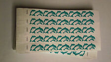 """500 Wristbands - 1"""" Dolphins Tyvek (Paper) Wristband"""