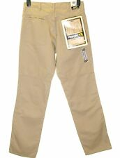 Bnwt Authentic Mens Wrangler Peak Jeans New Button Fly Comfort Fit Beige