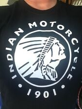 Indian Motorcycle Chief Shirt Choose Your Size S/M/L/XL 1901 Bicycles