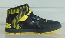 Osiris Shoes L2 - High Top Skate  -Black Yellow Black
