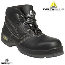 Delta Plus Panoply Jumper 2 S3 Black Leather Ladies Water Resistant Safety Boots