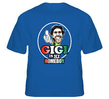 Gigi Buffon Is My Homeboy Gianluigi Italy Italian Italia Forza Azzuri T Shirt