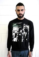 THE SMITHS SWEATSHIRT MORRISSEY BLACK SALFORD LADS CLUB ROCK T-SHIRT UK JUMPER