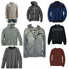 Brand names, Brand new, men Sweaters, Hoodies and Thermals org up to 79.00