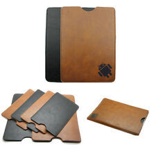"""Universal Sleeve Pouch PU Leather Case Bag For Tablet PC 10"""" 9.7"""" 9"""" 8"""" 7"""" iPad"""