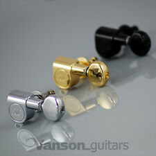 6 x NEW Wilkinson WJ05 EZ-LOK Tuners Machine heads for Fender® Strat® or Tele®*