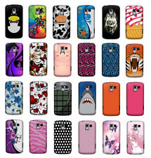 For LG Enlighten VS700 Colorful Design Snap On Protective Hard Cover Phone Case