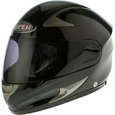 VIPER RS-44 TROJAN INTÉGRAL MOTO SCOOTER MOBYLETTE ROUTE CASQUE GHOSTBIKES