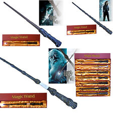 Harry Potter Led Light LED Hermione Ron Magic Wand In Box Magical Cosplay Wizard