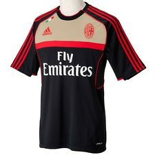 adidas AC Milan Training Jersey Style V11692 MSRP $85 Size S