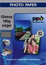 Premium Photographic Photo Paper For Any Inkjet Printer In A4 Glossy Or Satin