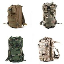 New USA Outdoor Military Rucksacks Tactical Backpack Trekking Camping Hiking Bag